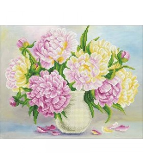 Diamond Art Bouquet de Fleurs