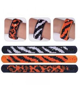 Diamond Dotz 3 bracelets Pelage Animaux