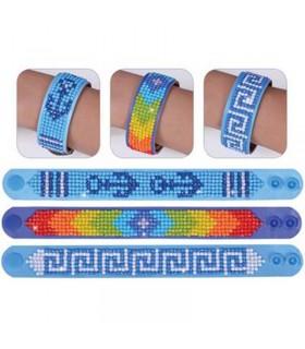 Diamond Dotz 3 Bracelets Symboles