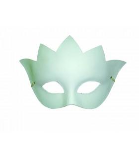 Masque couronne de Venise Plâtre