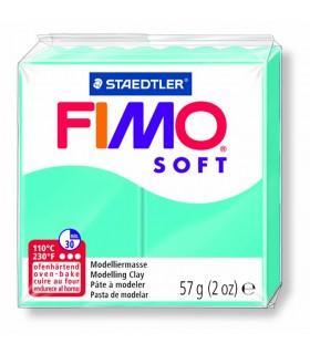 Pâte Fimo Soft Menthe 39 57g
