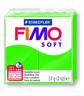 Pâte Fimo Soft Vert Tropique 53 57g