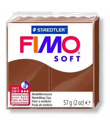 Pâte Fimo Soft Caramel 7 57g