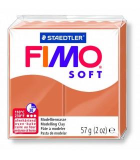 Pâte Fimo Soft Cognac 76 57g