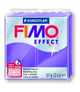 Pâte Fimo Effect Transparente Lilas 604 57g