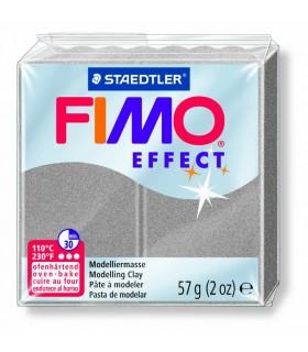Pâte Fimo Effect Metallique Argent 81 57g