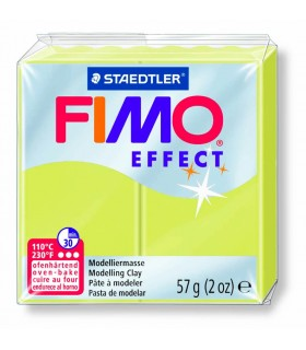 Pâte Fimo Effect Jaune citron 106 57g