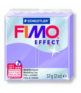 Pâte Fimo Effect Pastel Lilas 605 57g