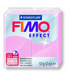 Pâte Fimo Effect Pastel Rose 205 57g