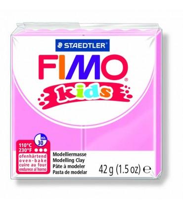 Pâte Fimo kids rose pâle 25 42g