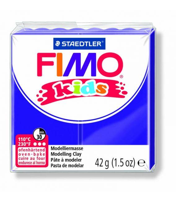 Pâte Fimo kids violet 6 42g