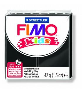 Pâte Fimo kids noir 9 42g