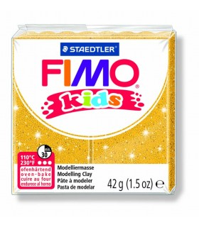 Pâte Fimo kids or 112 42g