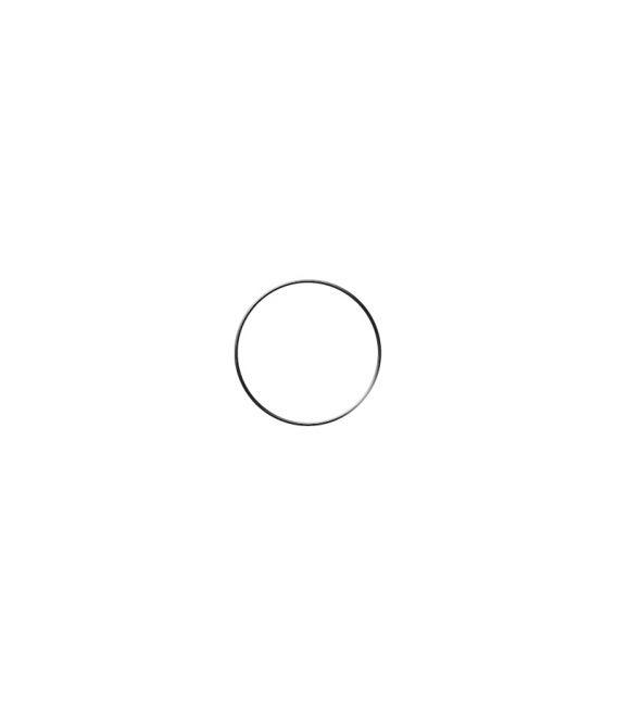 Cercle nu en Rilsan 10cm de diametre Graine Créative