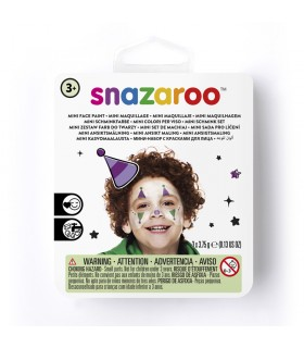 Kit de maquillage Snazaroo mini kit farceur