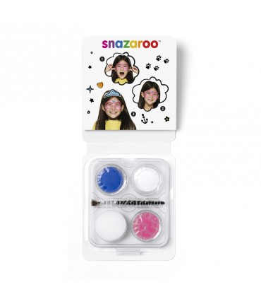 Kit de maquillage Snazaroo mini kit Masque de fête