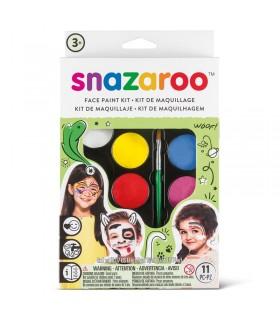 Palette de maquillage mixte Snazaroo